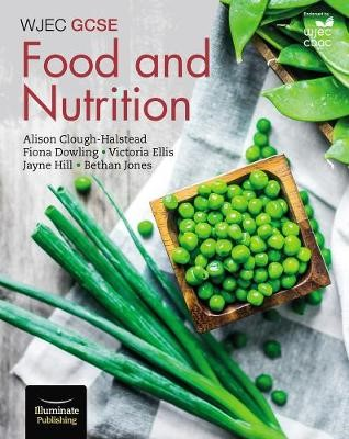 WJEC GCSE Food and Nutrition: Student Book - pr_204621