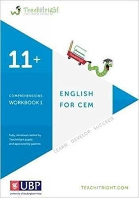 11+ Tuition Guides: Verbal Ability Comprehensions Workbook 1 - pr_302706