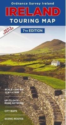 Ireland Touring Map - pr_27892