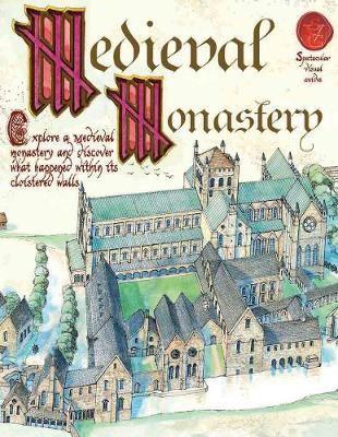A Medieval Monastery - pr_378382