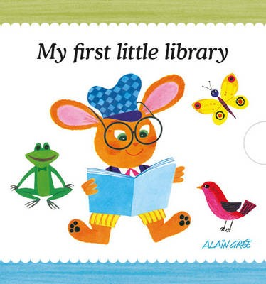 Alain Gree: First Little Library - pr_69345