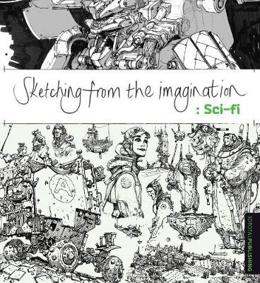 Sketching from the Imagination: Sci-Fi -