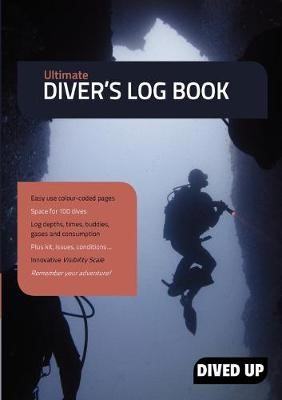 Ultimate Diver's Log Book - pr_224686