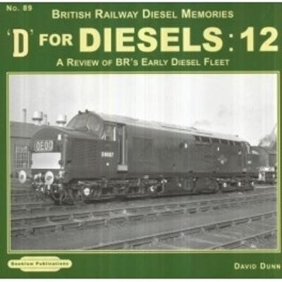 D for Diesels : 12 -