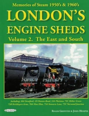 London's Engine Sheds Vol 2 :   The East And South - pr_204854