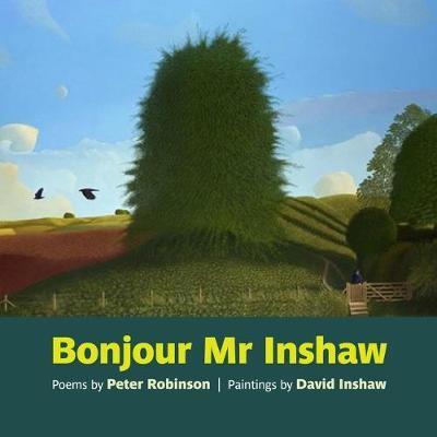 Bonjour Mr Inshaw -