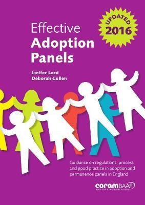 Effective Adoption Panels - pr_32754