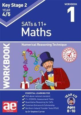 KS2 Maths Year 4/5 Workbook 1 - pr_237536
