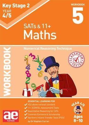 KS2 Maths Year 4/5 Workbook 5 - pr_39571