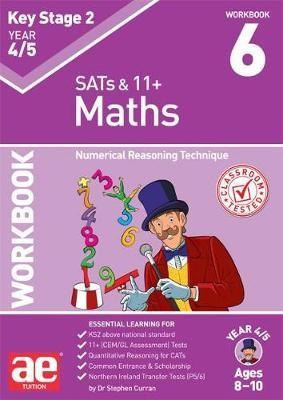 KS2 Maths Year 4/5 Workbook 6 - pr_237537