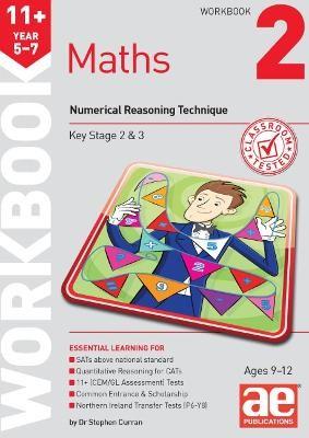 11+ Maths Year 5-7 Workbook 2 -