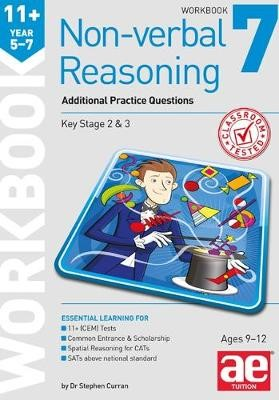 11+ Non-verbal Reasoning Year 5-7 Workbook 7 - pr_237545