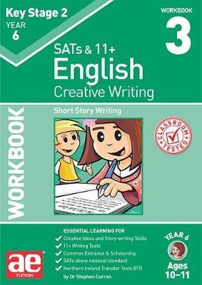 KS2 Creative Writing Workbook 3 -