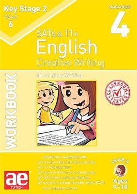 KS2 Creative Writing Year 6 Workbook 4 -