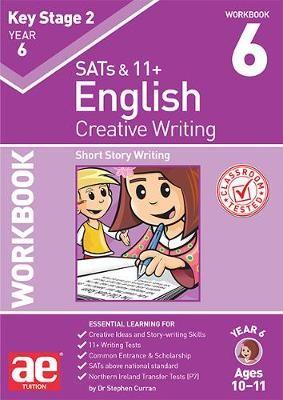KS2 Creative Writing Year 6 Workbook 6 -