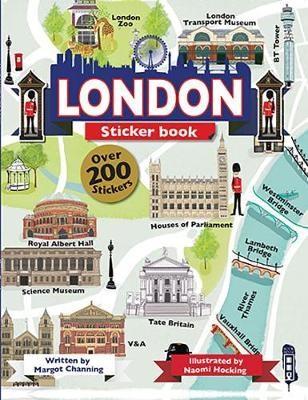 London Sticker Book -