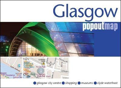 Glasgow PopOut Map -