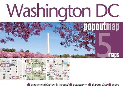 Washington DC PopOut Map - pr_43973