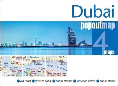 Dubai PopOut Map - pr_31715