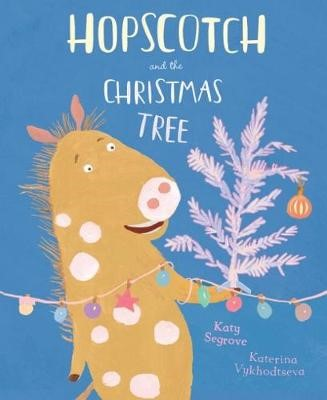 Hopscotch and the Christmas Tree - pr_16279