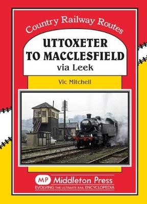 Uttoxeter to Macclesfield -