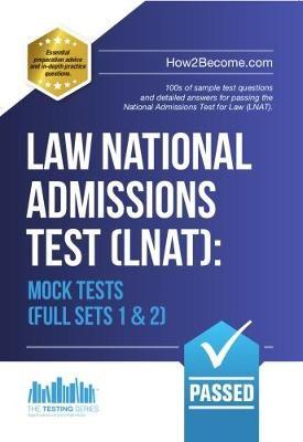 Law National Admissions Test (LNAT): Mock Tests - pr_20396