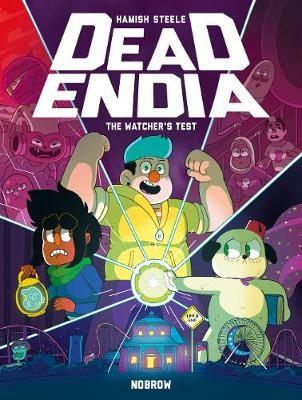 DeadEndia: The Watcher's Test -