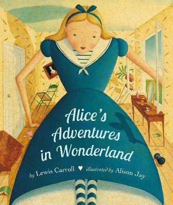 Alice's Adventures in Wonderland Board Book - pr_39522