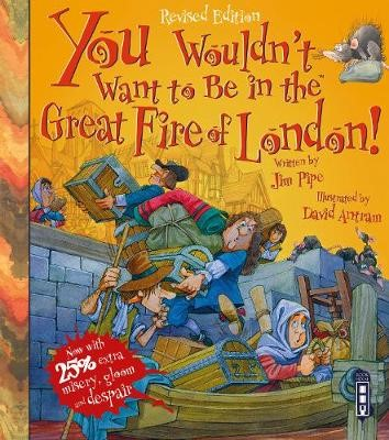 You Wouldn't Want To Be In The Great Fire Of London! - pr_289764