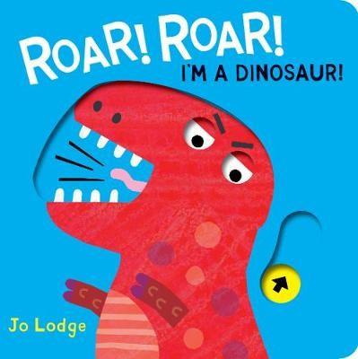 Roar! Roar! I'm a Dinosaur! - pr_110778