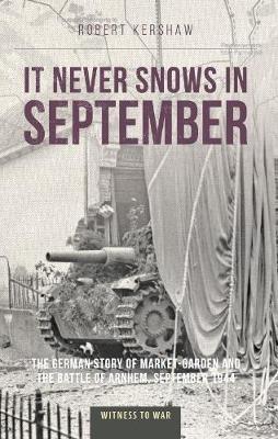 It Never Snows in September -