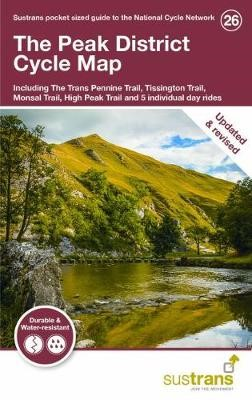 The Peak District Cycle Map 26 - pr_226192