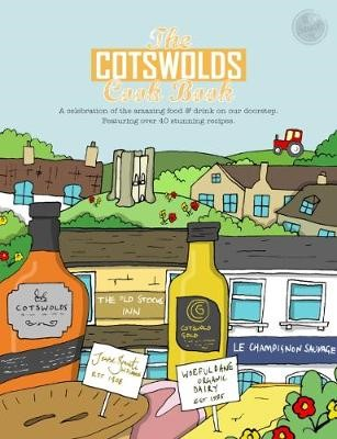 The Cotswolds Cook Book - pr_71602