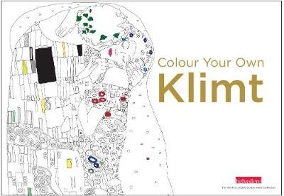 Colour Your Own Klimt - pr_113419