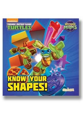 Half-Shell Heroes Know Your Shapes! -
