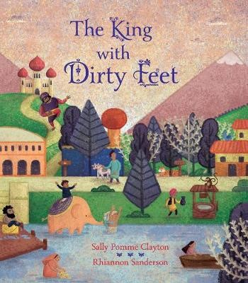The King with Dirty Feet -