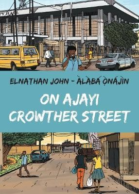 On Ajayi Crowther Street -