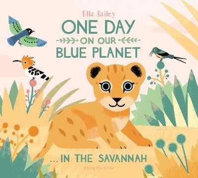 One Day on Our Blue Planet... In the Savannah - pr_112339