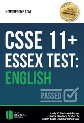 CSSE 11+ Essex Test: English - pr_210032