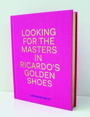 Looking for the Masters in Ricardo's Golden Shoes - pr_248223