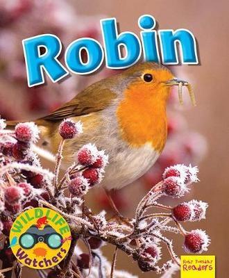 Wildlife Watchers: Robin - pr_71785