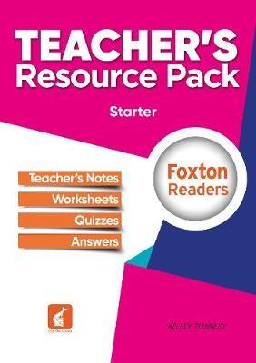 Foxton Readers Teacher's Resource Pack - Starter Level - pr_1550