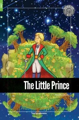 The Little Prince - Foxton Reader Level-1 (400 Headwords A1/A2) with free online AUDIO - pr_1641