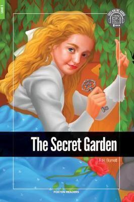 The Secret Garden - Foxton Reader Level-1 (400 Headwords A1/A2) with free online AUDIO - pr_274