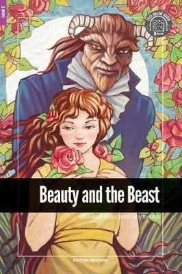 Beauty and the Beast - Foxton Reader Level-2 (600 Headwords A2/B1) with free online AUDIO -