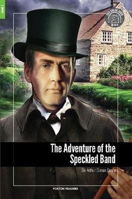 The Adventure of the Speckled Band - Foxton Reader Level-1 (400 Headwords A1/A2) with free online AUDIO - pr_277