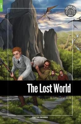The Lost World - Foxton Reader Level-1 (400 Headwords A1/A2) with free online AUDIO - pr_1692