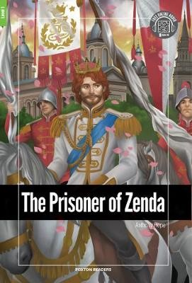 The Prisoner of Zenda - Foxton Reader Level-1 (400 Headwords A1/A2) with free online AUDIO - pr_352