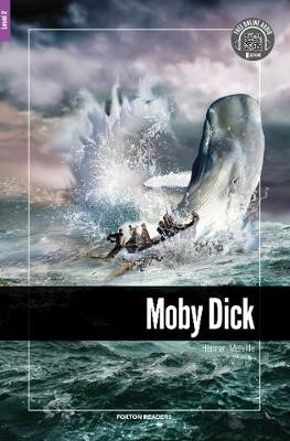 Moby Dick - Foxton Reader Level-2 (600 Headwords A2/B1) with free online AUDIO - pr_284