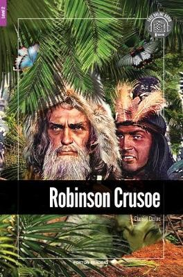 Robinson Crusoe - Foxton Reader Level-2 (600 Headwords A2/B1) with free online AUDIO - pr_375